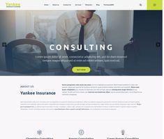 Yankee - ModelTheme Amazing Websites, Website Themes, Page Layout, Make More Money, Lorem Ipsum, Web Design, Author, The Incredibles, Layout