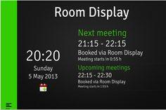 14 Best Meeting Room Displays images in 2016 | Digital