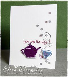 You are Tea-rific! by Elena g.