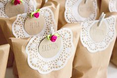 DIY Hochzeit DIY instructions: party favors for the wedding guests, wedding guest gift Wedding Gifts For Guests, Wedding Party Favors, Diy Wedding, Wedding Decorations, Bridal Shower, Baby Shower, Guest Gifts, Diy Gifts, Wedding Inspiration