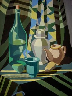15 Trendy Painting Acrylic Inspiration Still Life Cubist Art, Guache, Still Life Art, Elements Of Art, Art Decor, Art Drawings, Art Projects, Illustration Art, Artwork