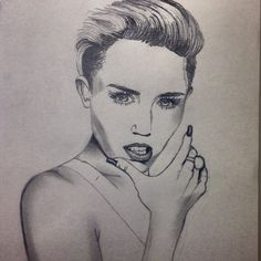 Miley Cyrus Ally Ungashick