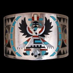 Native American Jewellery, American Indian Jewelry, Native American Beadwork, Native American Art, Zuni Jewelry, Silver Jewellery Indian, Jewelry Art, Jewelery, Southwestern Art