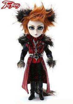 Goth Shopaholic: New Werewolf-Themed Taeyang Pullip Doll