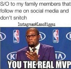 YOU the real MVP