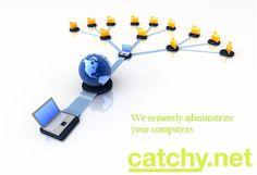 Dankzij de ontwikkeling van remote tools kunnen wij uw netwerk, server en computers vanaf afstand beheren en monitoren. Hierdoor wordt het mogelijk om vanuit ons eigen kantoor uw problemen in het netwerk op te lossen. Zo kunt u de ICT beheerkosten structureel verlagen.Online backup, antivirus en antispam zijn uiteraard bij al onze diensten inbegrepen en maandelijks krijgt u een mooi statusrapport van uw ICT omgeving. Voor meer informatie: www.catchy.net