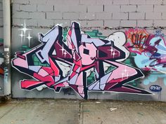 Klor graffiti