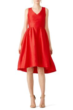 Rent Red Heritage Dress by kate spade new york for $50 - $70 only at Rent the Runway.