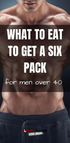Once you're over 40 years old it's important to keep fat off and stay as lean as possible. Although gaining muscle might be important to. Beginner Workout For Men, Abs Workout Routines, Gym Workout Tips, At Home Workouts, Killer Workouts, How To Get Muscles, How To Get Abs, Bodybuilding Quotes, Bodybuilding Diet