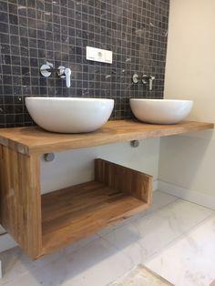 İki çanaklı banyo tezgahı  Marca Dekor 0212 2525667