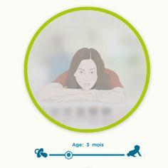 Vision de bébé à 2 mois - Doctissimo - Comment voit votre bébé (mois par mois) ?