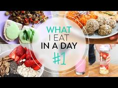 Cosa mangio in 1 giorno #1 | What I eat in a day - YouTube