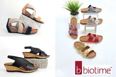 Experience the best summer ever with Biotime shoes and sandals for men and women, created with finest quality materials to provide support and comfort to your feet. #comfortshoes #orthoticshoes #supportshoes #corksupport #archsupport Mens Shoes Boots, Kid Shoes, Women's Shoes, Comfortable Mens Shoes, Orthopedic Shoes, Ugg Classic Short, Kids Sandals, Ankle Straps, Cork