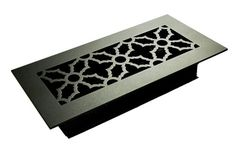 The Traditional Vent Cover is made of high quality steel-available in many sizes and finishes. Return air grilles and supply louvers too. Purchase now!