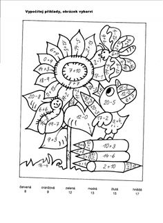 Color Addition Worksheets (free printables for several
