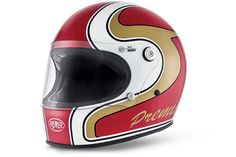 Premier Helmets - Caschi dal 1956 | Trophy M RED