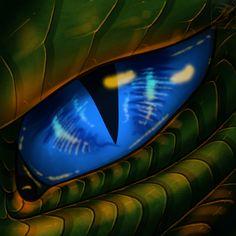 Eye-Con Comish - Cool Gaze by TwilightSaint on DeviantArt