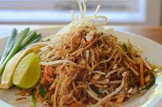 Pad Thai - Straight from a street food vendor to your table  http://www.thaitable.com/thai/recipe/pad-thai-street-food