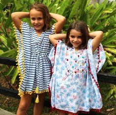 c16ae147289 Little Girls Kaftans . 100% cotton handmade in Ladli. AT Baliza Shop Kids  Kaftan
