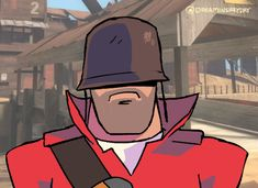 Dreamin(Erry Day) Dream Daddy Game, Tf2 Funny, Team Fortress 2 Medic, Tf2 Memes, Pokemon, Drawing Expressions, Anime Fnaf, Cartoon Crossovers, Gaming Memes