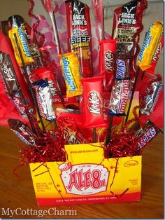 Great idea for a guy gift any time of year!