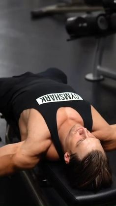 Resitance Band Workout, Push Workout, Gym Workout Videos, Dumbbell Workout, Gym Workouts, Health And Fitness Apps, Fitness Tips, Fitness Motivation, Video Fitness