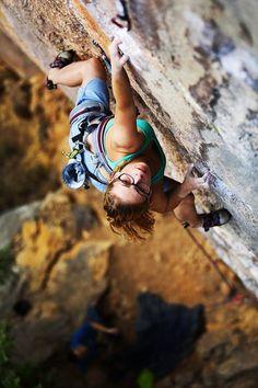 #climblikeagirl