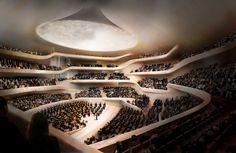 Elbphilarmonie Concert hall by Herzog & de Meuron - Hamburg, germany