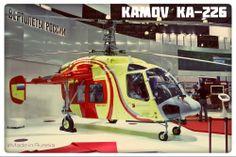 #KAMOV #Ka226 #RussianHelicopters