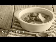(1) [No Music] How to make Green Curry - YouTube