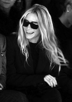Ashley Olsen.