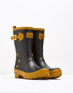 MOLLYMid Height Rain Boot Wellies