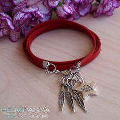 Helmipaikka Oy - Joka päivä on korupäivä - Helmipaikka. Bracelets, Leather, Jewelry, Fashion, Charm Bracelets, Moda, Bijoux, Bracelet, Jewlery