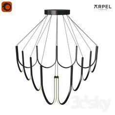 Chandelier pendant ARPEL Lighting U12