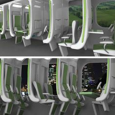 Balushanga Baskaran, BSc Product Design Management (Aston Inspired 2012), identified a problem with public transport seating which is often uncomfortable for long distance travelling. This new radical design gives travellers a whole new experience. Users can adjust the arm, leg and back rest according to their preference and also incline the seat and lean on it when they feel like stretching their legs.