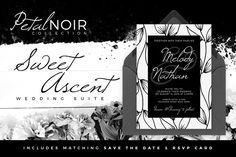 Petal Noir - Sweet Ascent @creativework247