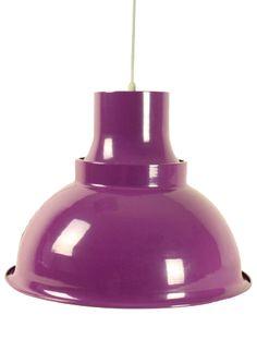 SPECIAL PAQUES - Suspension métal violet ART - 588526