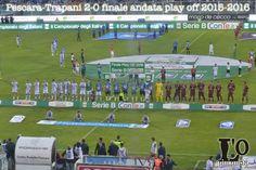 Pescara-Trapani il film della finale play off di andata
