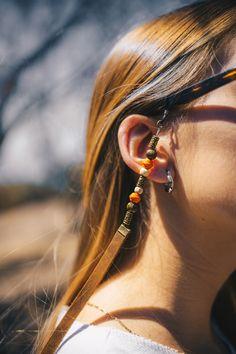 Bangles, Bracelets, Diy Jewelry, Eyeglasses, Chain, Earrings, Beauty, Fashion, Strands