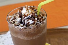 #Coffee shop swap! HG's Mocha-Coco Swappuccino! #smartersweets #lowcal