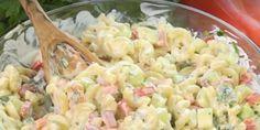 La meilleure salade de macaronis pour accompagner vos grillades sur le BBQ - Recettes - Ma Fourchette
