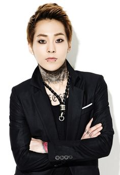 EXO - Xiumin with a nice look
