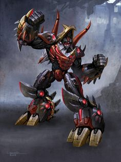 transformers fall of cybertron | Transformers: Fall of Cybertron: Imágenes de los Dinobots: Grimlock ...