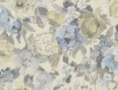 Designers Guild Roseto Linen Wallpaper main image