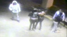 Detectives from the Metropolitan Police Department's Homicide Branch are investigating a homicide. Investigators seek the public's assistance in identifying and locating four persons of interest in reference to a Homicide which occurred on Saturday, October 31, 2015 at approximately 2:51 am, in the 1600 block of New York Avenue, NE. The subjects were captured by nearby surveillance cameras.