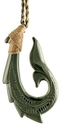 Powerful ancient symbols for gratitude the fishhook is a for Hawaiian fish hook