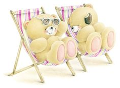 Forever Friends Cute Bears Official Page