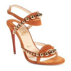 galeria ornament sandal by Christian Louboutin. #christianlouboutin