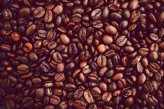 Coffee Beans Pattern by Tomáš Bojko