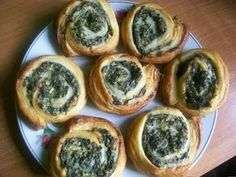 Diy Weihnachten, Spanakopita, Food To Make, Food And Drink, Cooking Recipes, Breakfast, Ethnic Recipes, Impreza, Baking